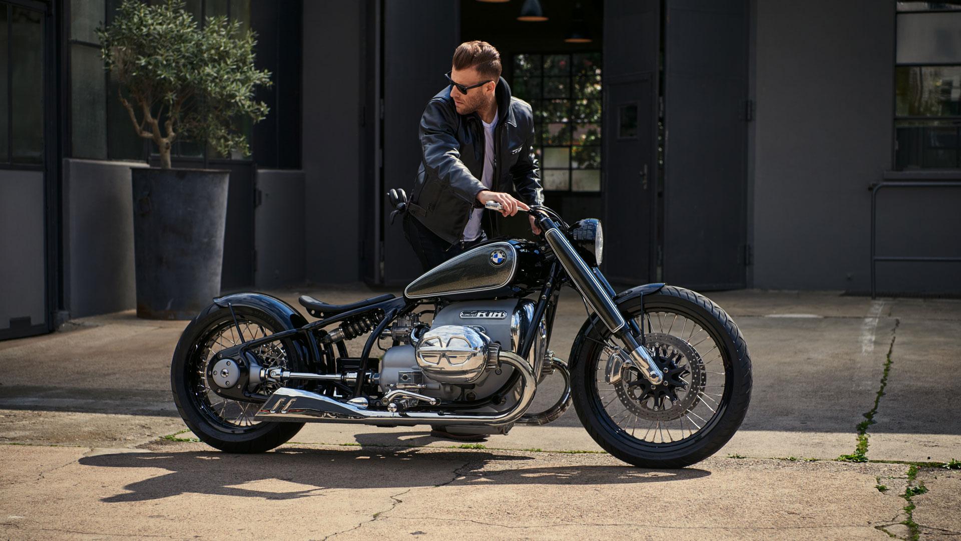 Concept R 18 Bmw Motorrad