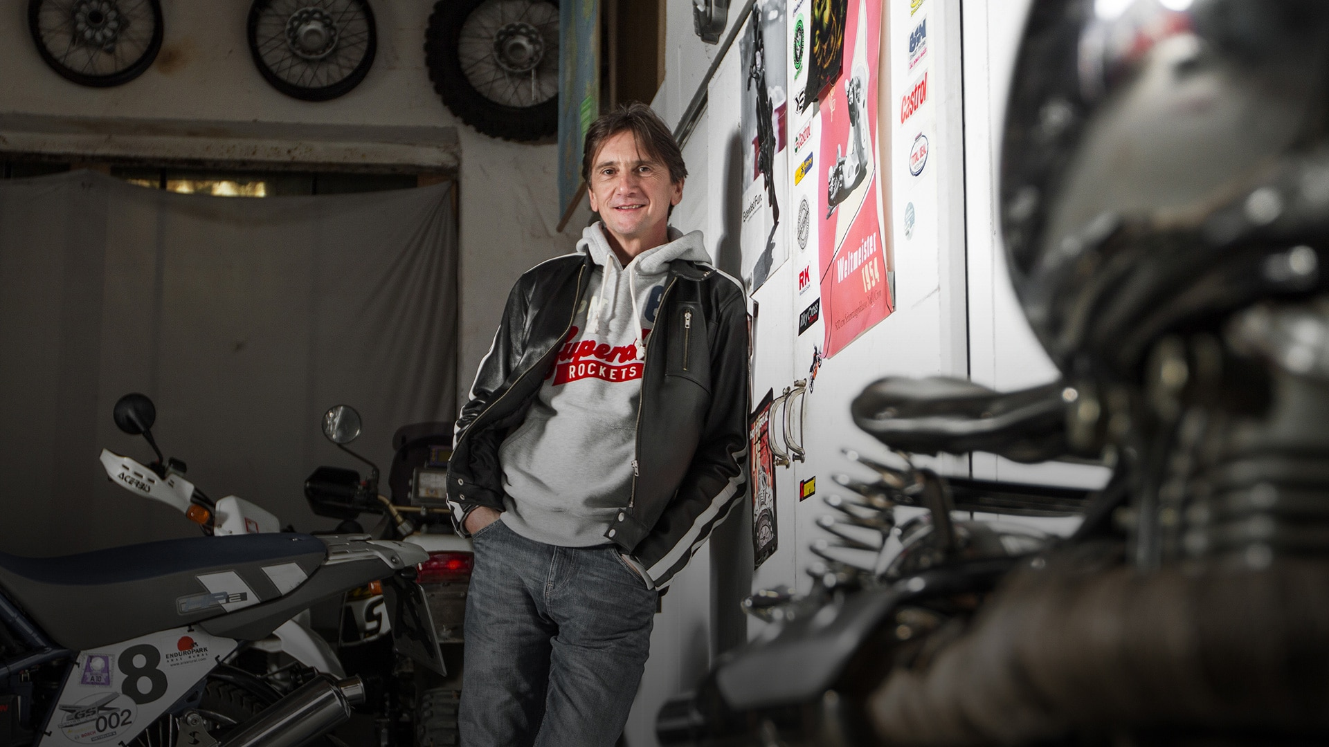 Edgar Heinrich Der Chef Designer Im Interview Bmw Motorrad
