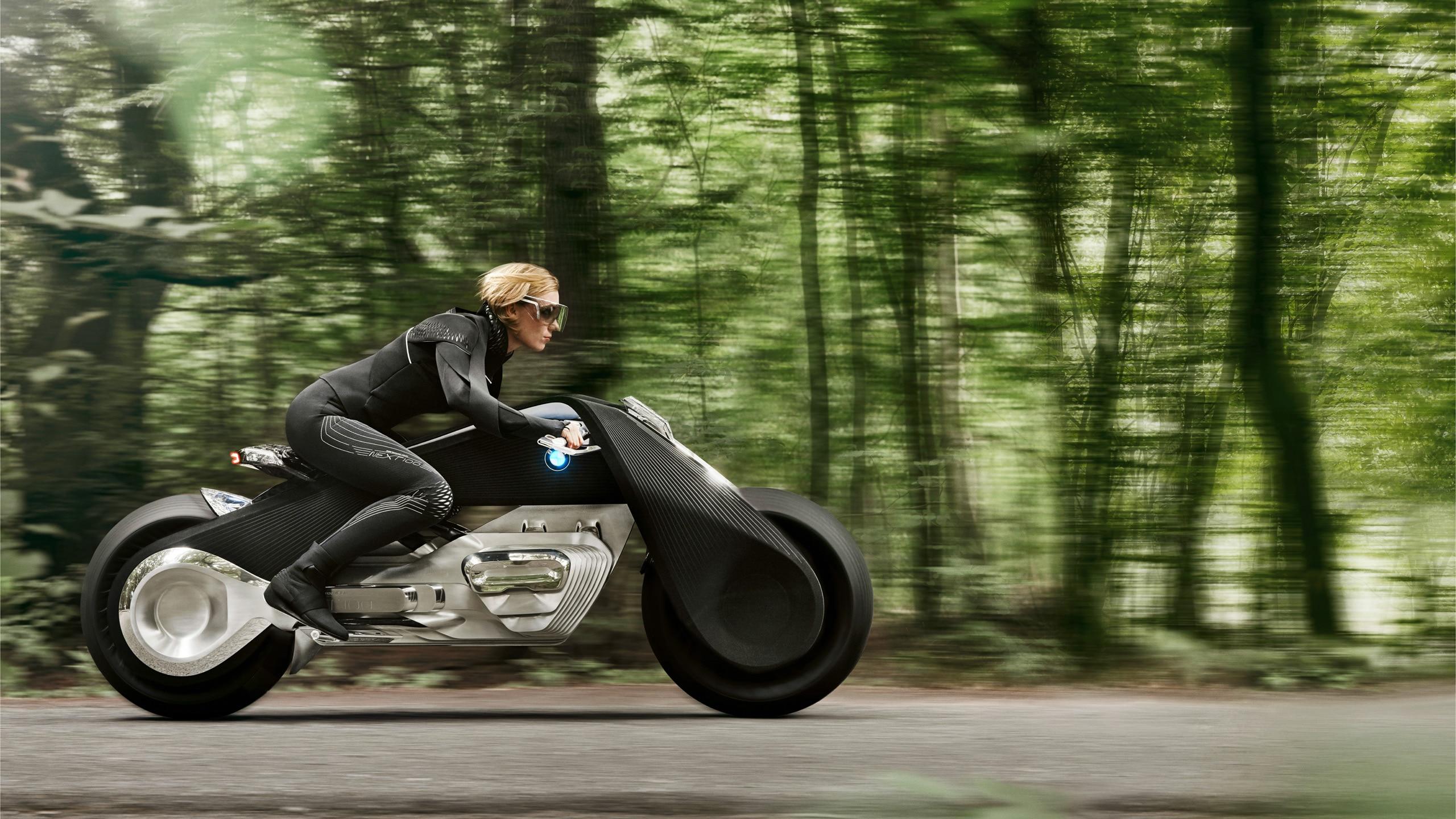 Vision Next 100 Bmw Motorrad